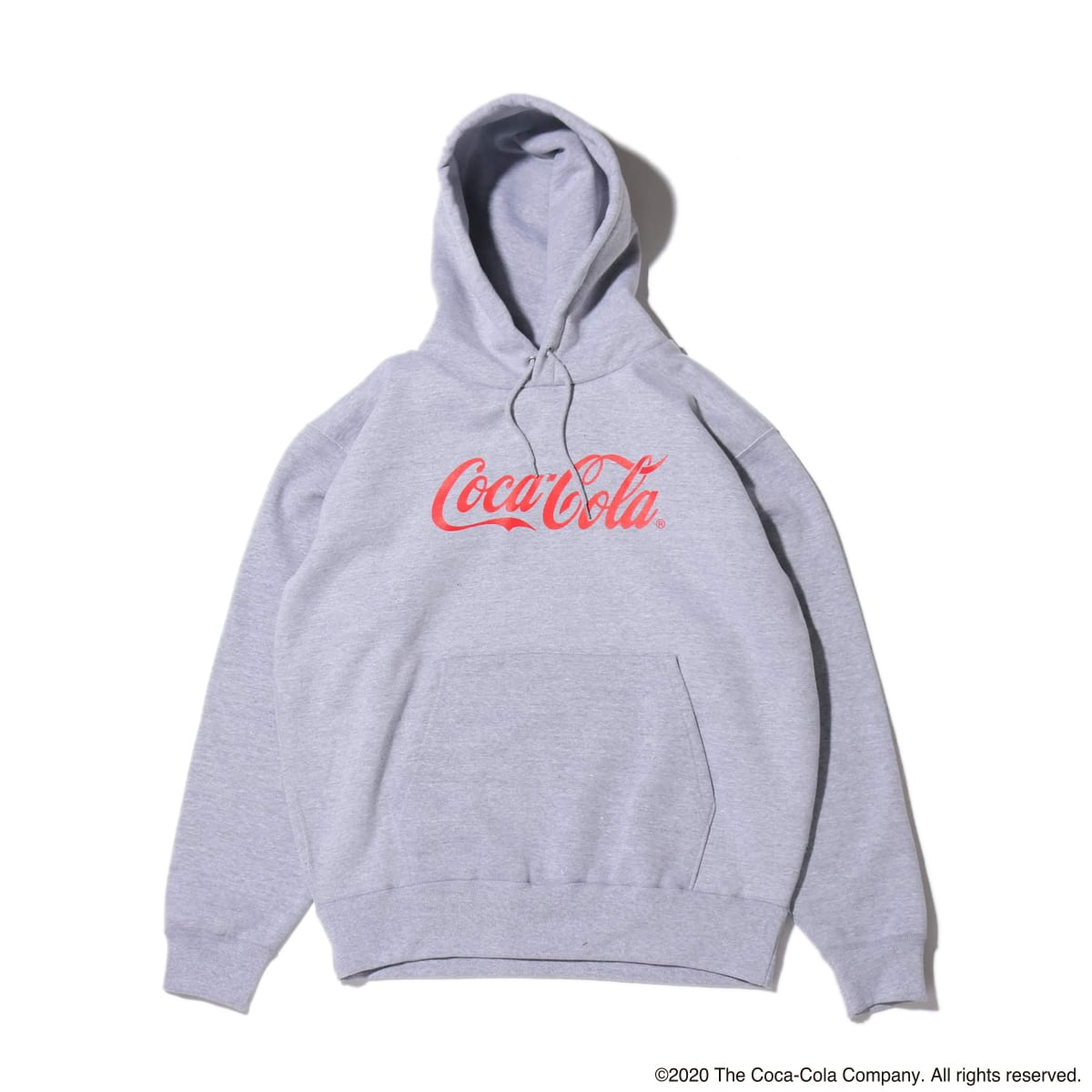COCA-COLA x BETTY BOOP™ PULLOVER SWEAT HOODIE GRAY 20SP-S_photo_large
