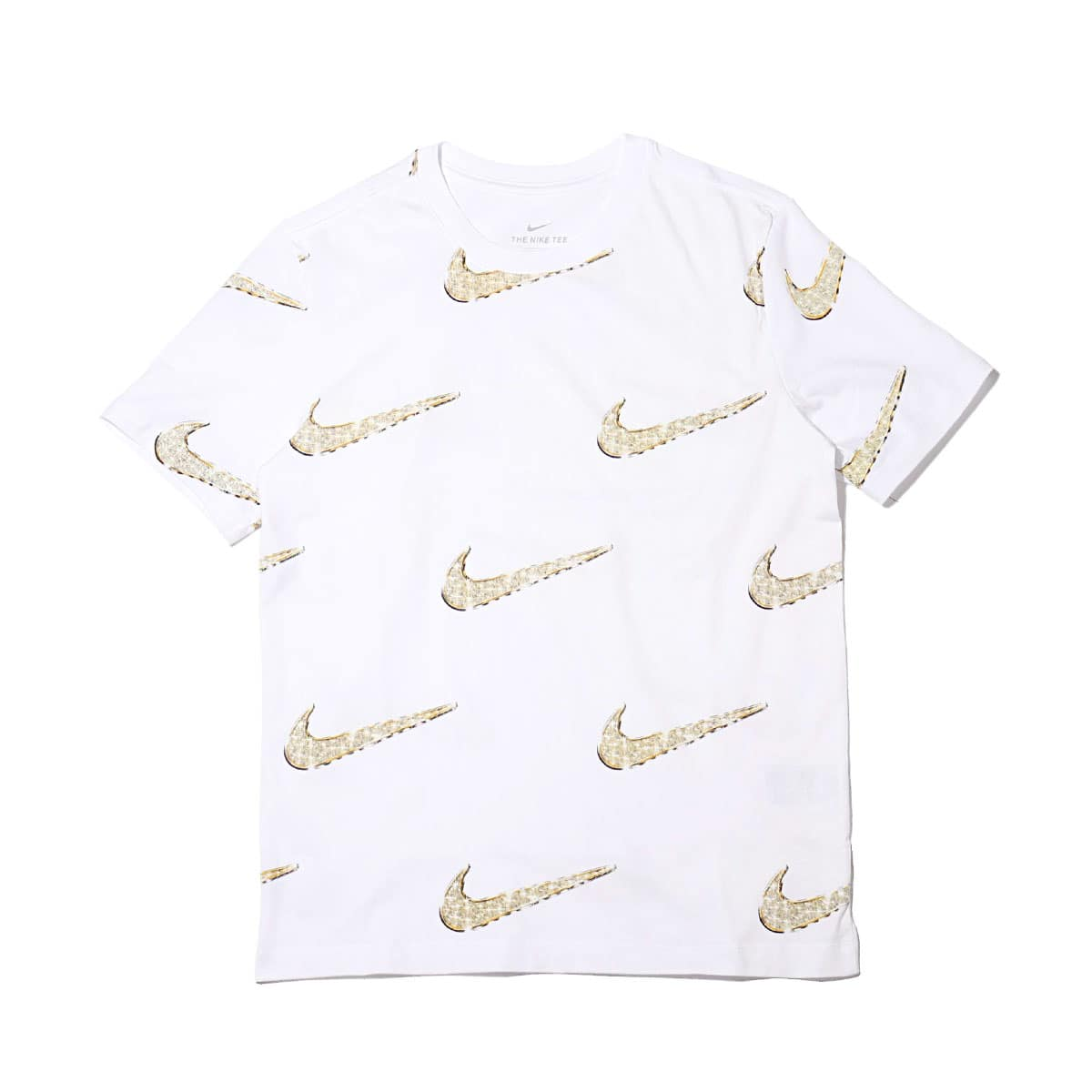 NIKE AS M NSW TEE SZNL STMT 5 WHITE 19SU-I_photo_large