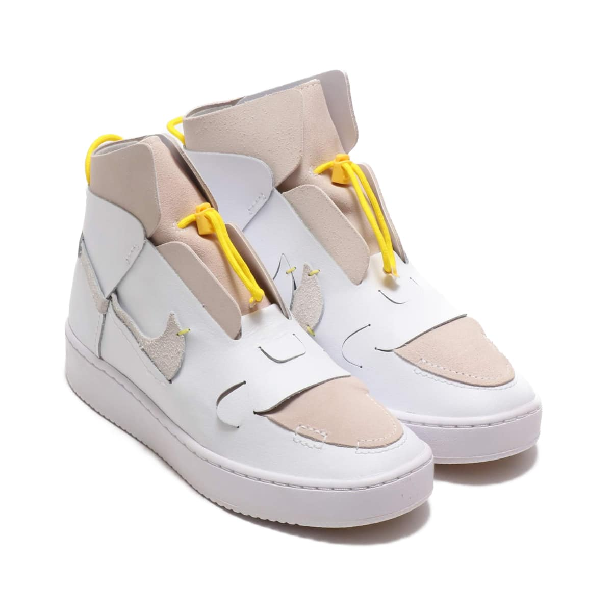 NIKE W VANDALISED WHITE/WHITE-CHROME YELLOW-BLACK 19HO-S_photo_large