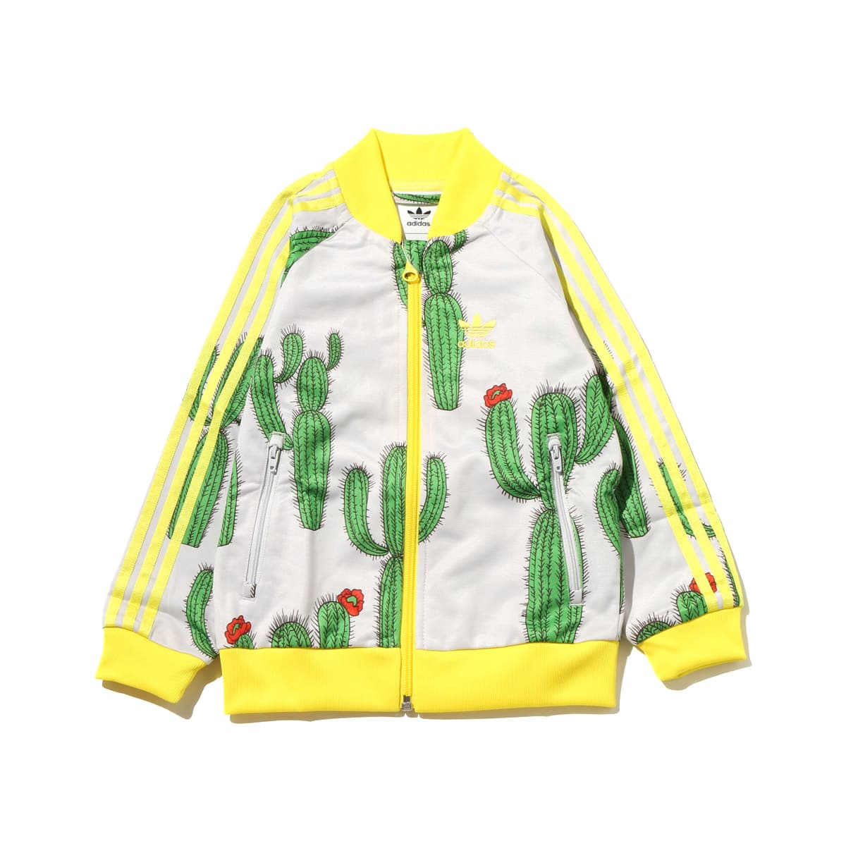 97a4b14d8e8e4e adidas Originals CACTUS SST TRACKSUIT MULTI COLOR/FRESH LEMON_photo_large