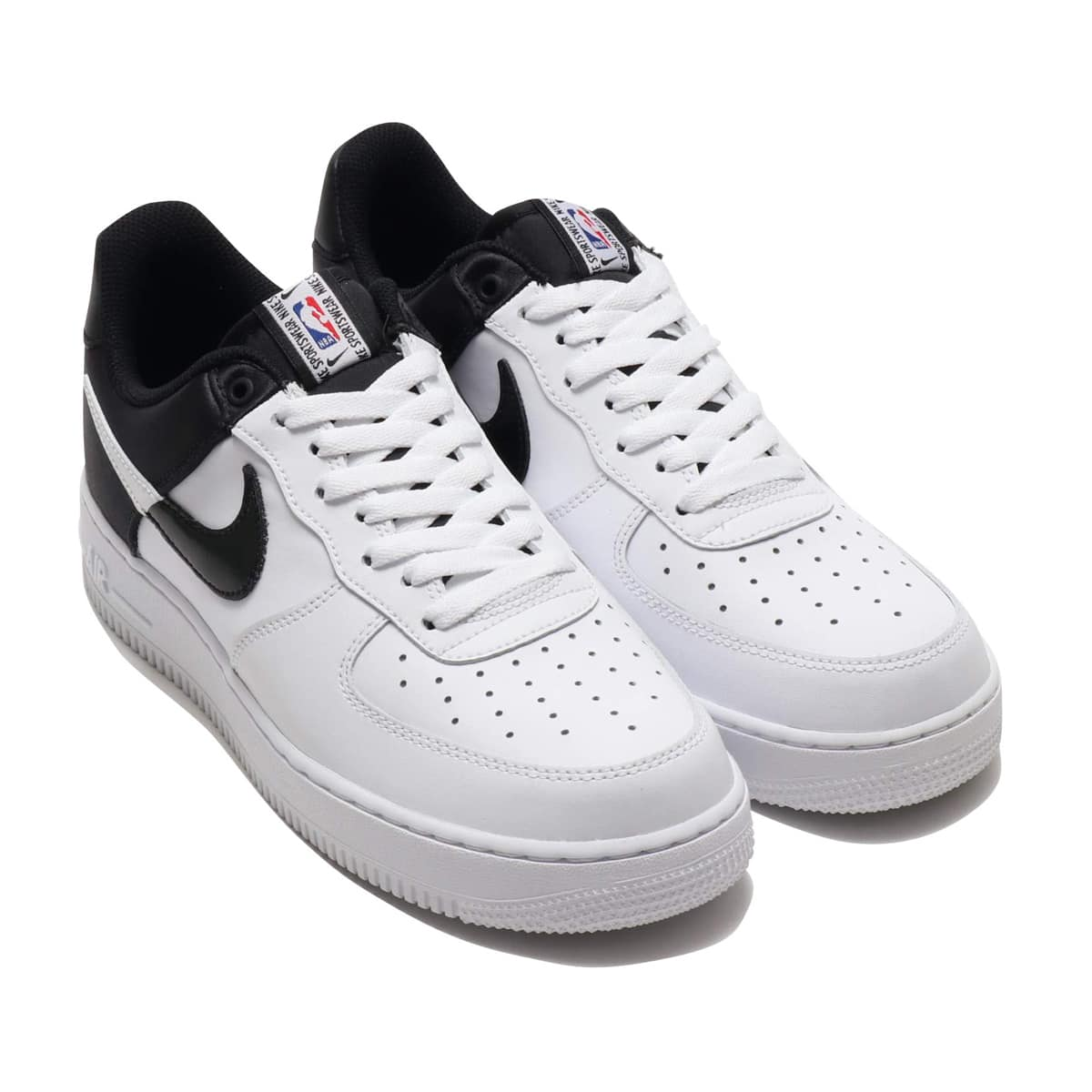 NIKE AIR FORCE 1 '07 LV8 1 WHITE/BLACK-WHITE 19HO-S_photo_large