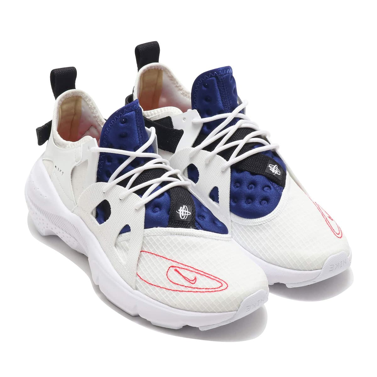 NIKE HUARACHE-TYPE SUMMIT WHITE/UNIVERSITY RED 19FA-S_photo_large