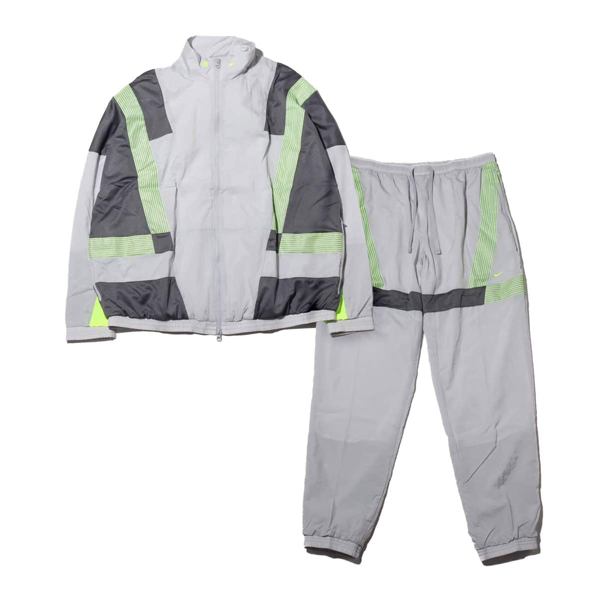 NIKE M NRG CHEN TRK SUIT PK WOLF GREY/DARK GREY/VOLT 19SU-S_photo_large