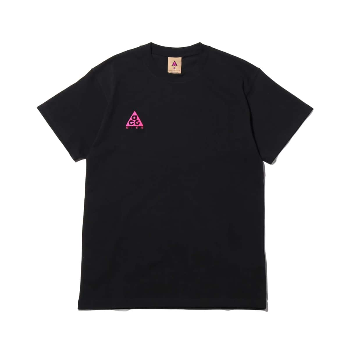 NIKE AS M NRG ACG SS TEE LOGO BLACK/ACTIVE FUCHSIA 20SP-S_photo_large