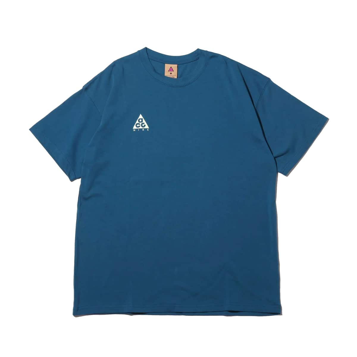 NIKE AS M NRG ACG SS TEE LOGO BLUE FORCE/BARELY VOLT 19SU-S_photo_large