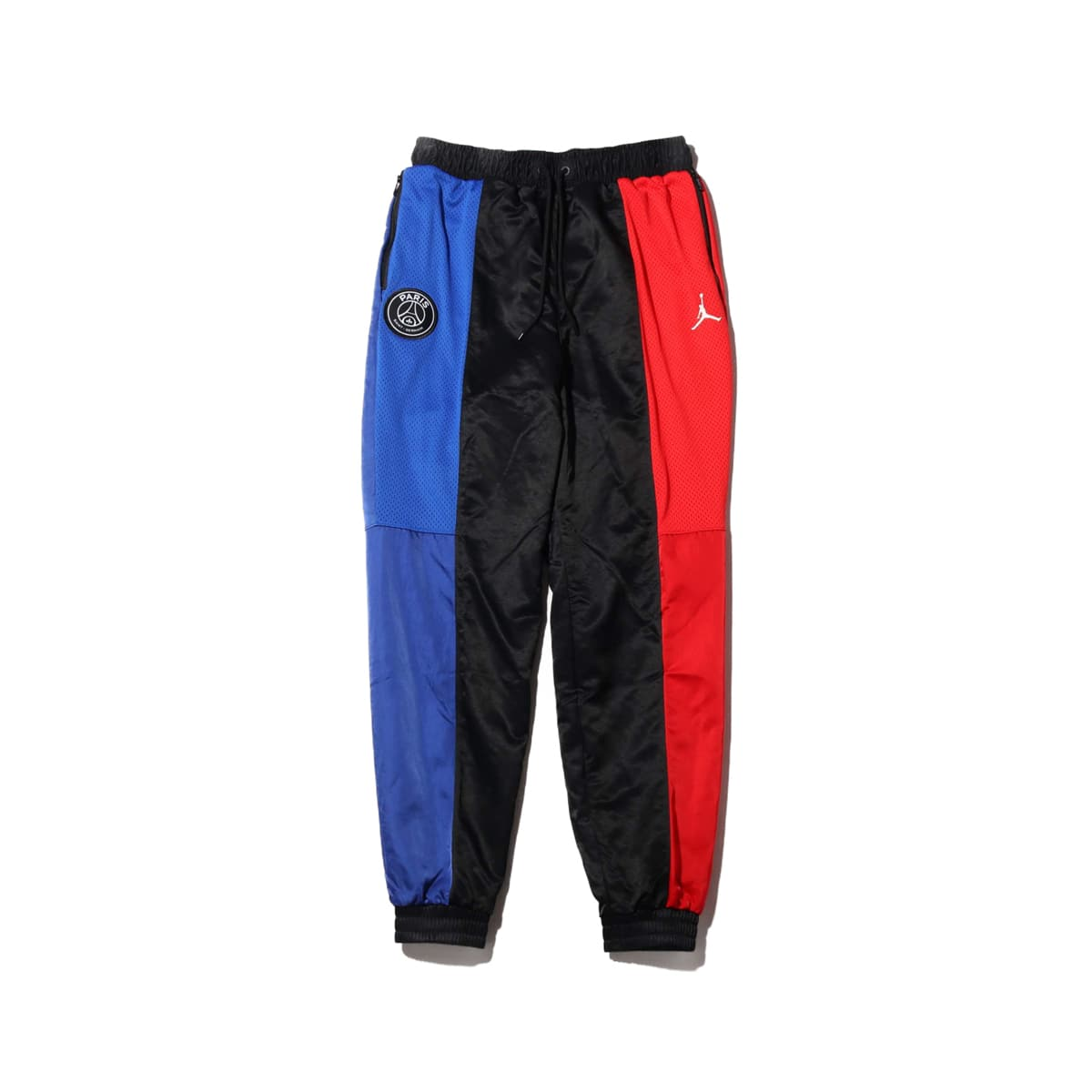JORDAN BRAND AS M J PSG AIR JRDN SUIT PANT BLACK/GAME ROYAL/UNIVERSITY RED 20SP-S_photo_large