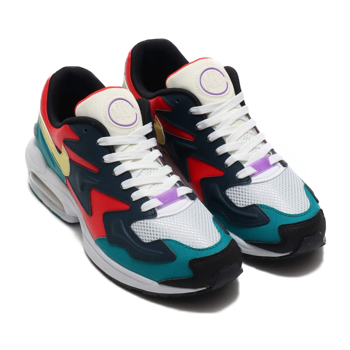 NIKE AIR MAX2 LIGHT SP HABANERO RED/ARMORY NAVY-RADIANT EMERALD 19SU-S_photo_large