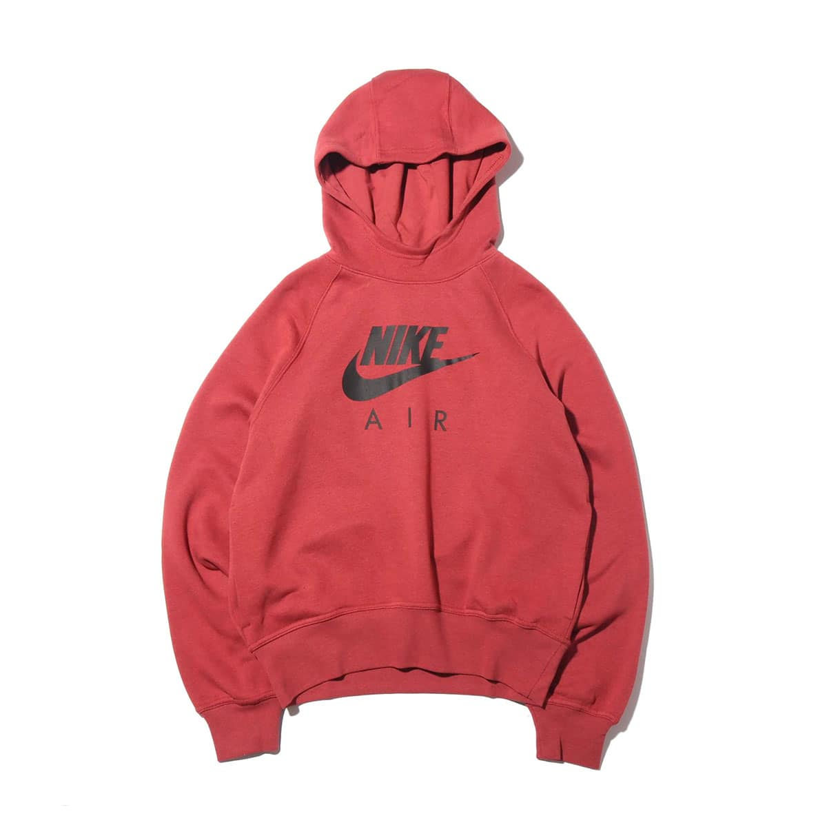 NIKE AS W NSW AIR HOODIE BB CEDAR/BLACK 19HO-I_photo_large