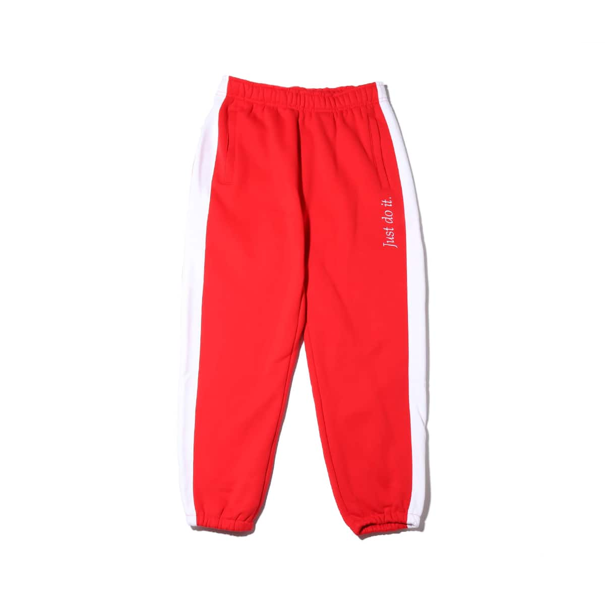 NIKE AS M NSW JDI PANT HVYWT UNIVERSITY RED/WHITE 19FA-S_photo_large