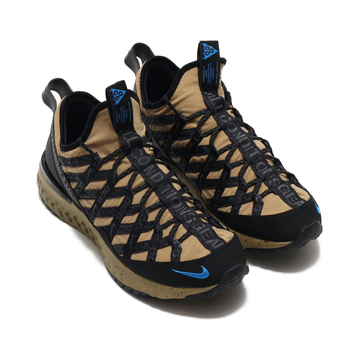 NIKE ACG REACT TERRA GOBE PARACHUTE BEIGE/LT PHOTO BLUE-BLACK 19FA-S_photo_large