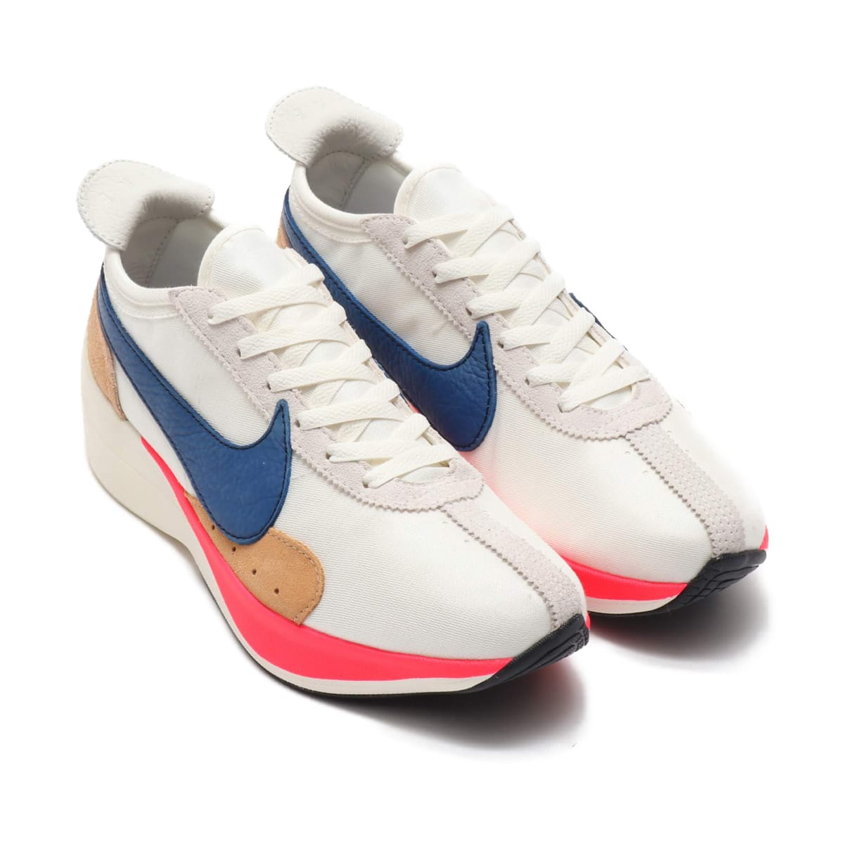 Nike Moon Racer QS Sail, Gym Blue & Red | END.
