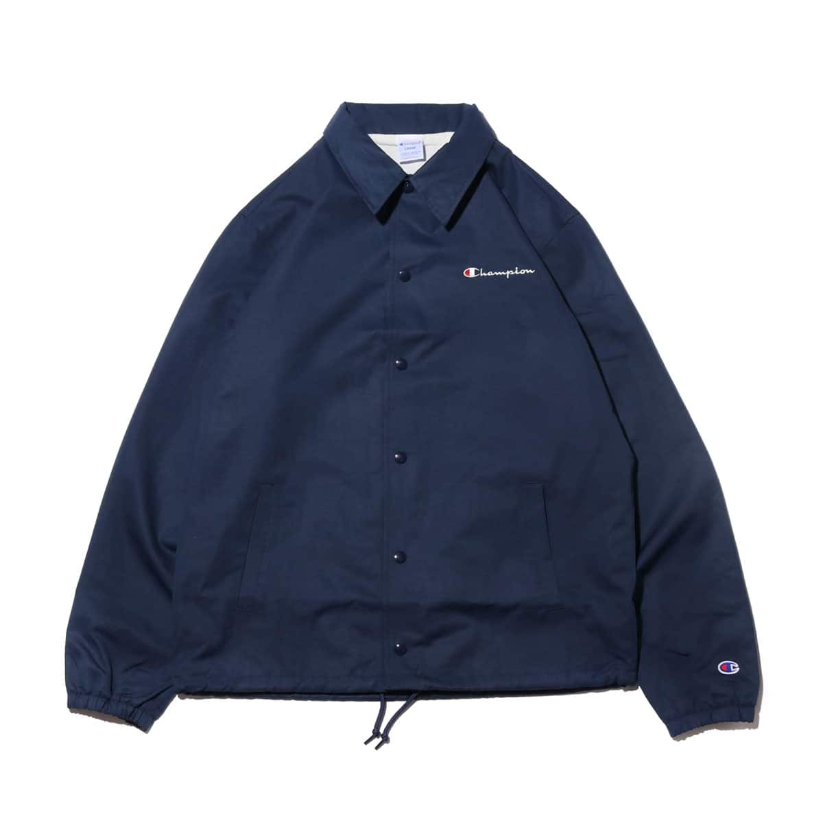 Champion COACH JACKET ネイビー 19SP-I_photo_large