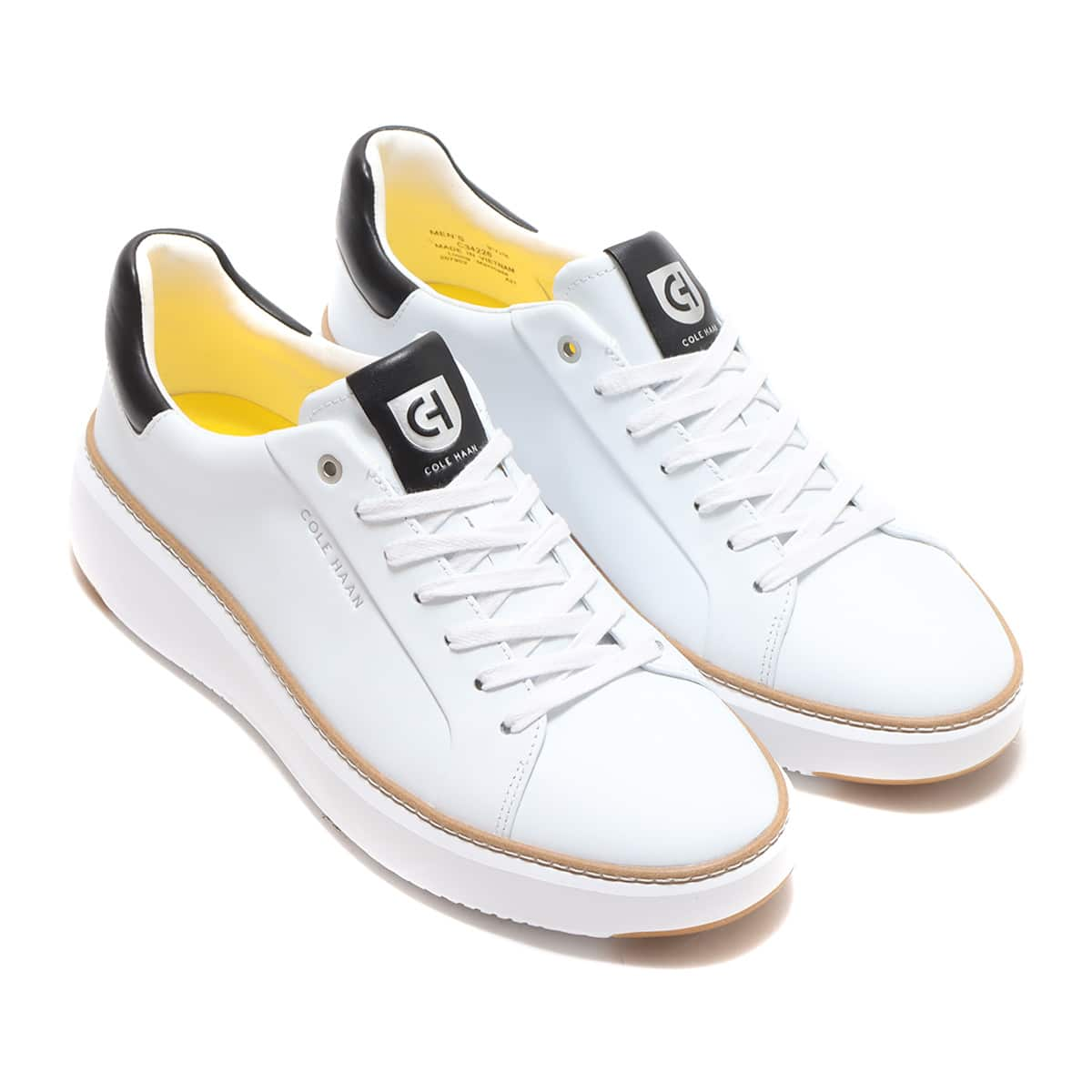 Cole Haan GRANDPRO TOPSPIN SNEAKER OPTIC WHITE 21FA-I_photo_large