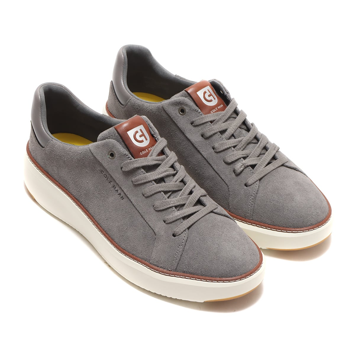 Cole Haan GRANDPRO TOPSPIN SNEAKER MAGNET SUEDE 21FA-I_photo_large