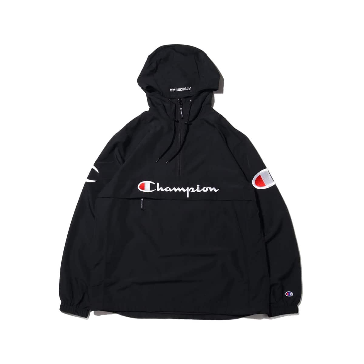 Champion × ATMOS LAB ANORAK  ブラック 19SP-S_photo_large