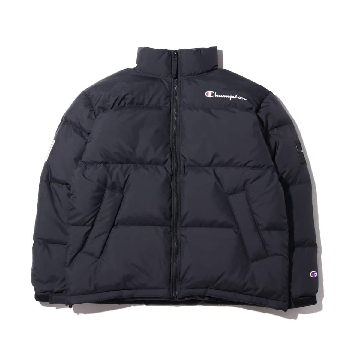 Champion x ATMOS LAB DOWN JACKET ブラック 19FA-S_photo_large