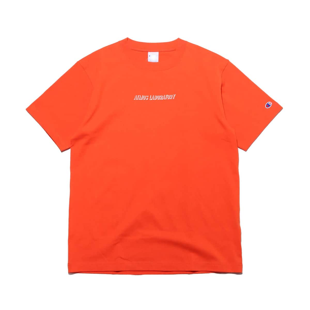 Champion x ATMOS LAB S/S T-SHIRT オレンジシャーベット 20SS-S_photo_large