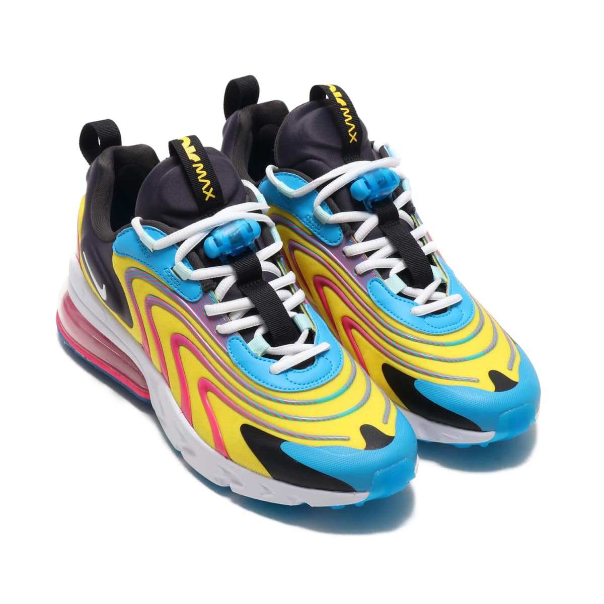 NIKE AIR MAX 270 REACT ENG LASER BLUE/WHITE-ANTHRACITE-WATERMELON 20SP-S_photo_large