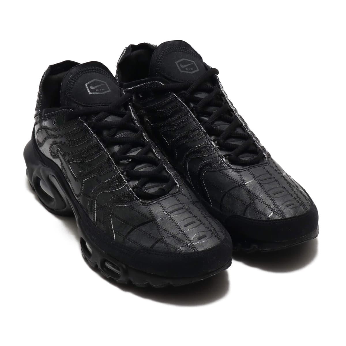 NIKE AIR MAX PLUS DECON BLACK/BLACK-ANTHRACITE 19HO-S_photo_large
