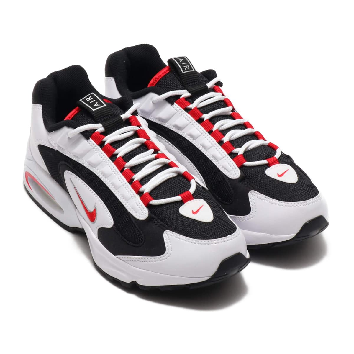 NIKE AIR MAX TRIAX WHITE/UNIVERSITY RED-BLACK-SILVER 19HO-S_photo_large