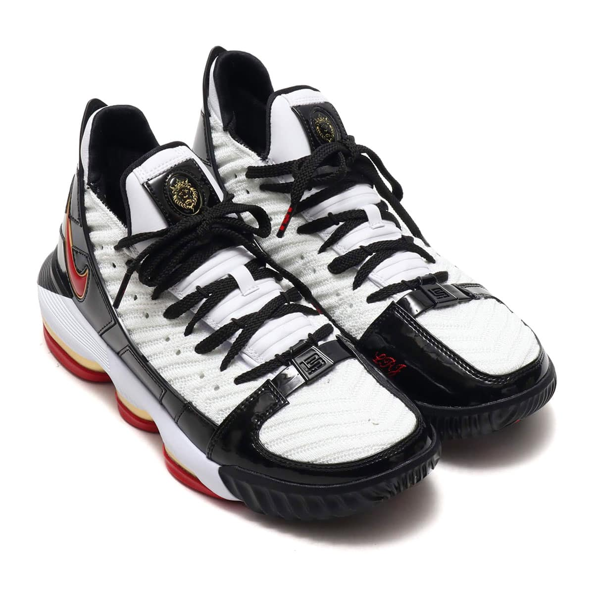 NIKE LEBRON XVI SB WHITE/COMET RED-BLACK 19SU-S_photo_large