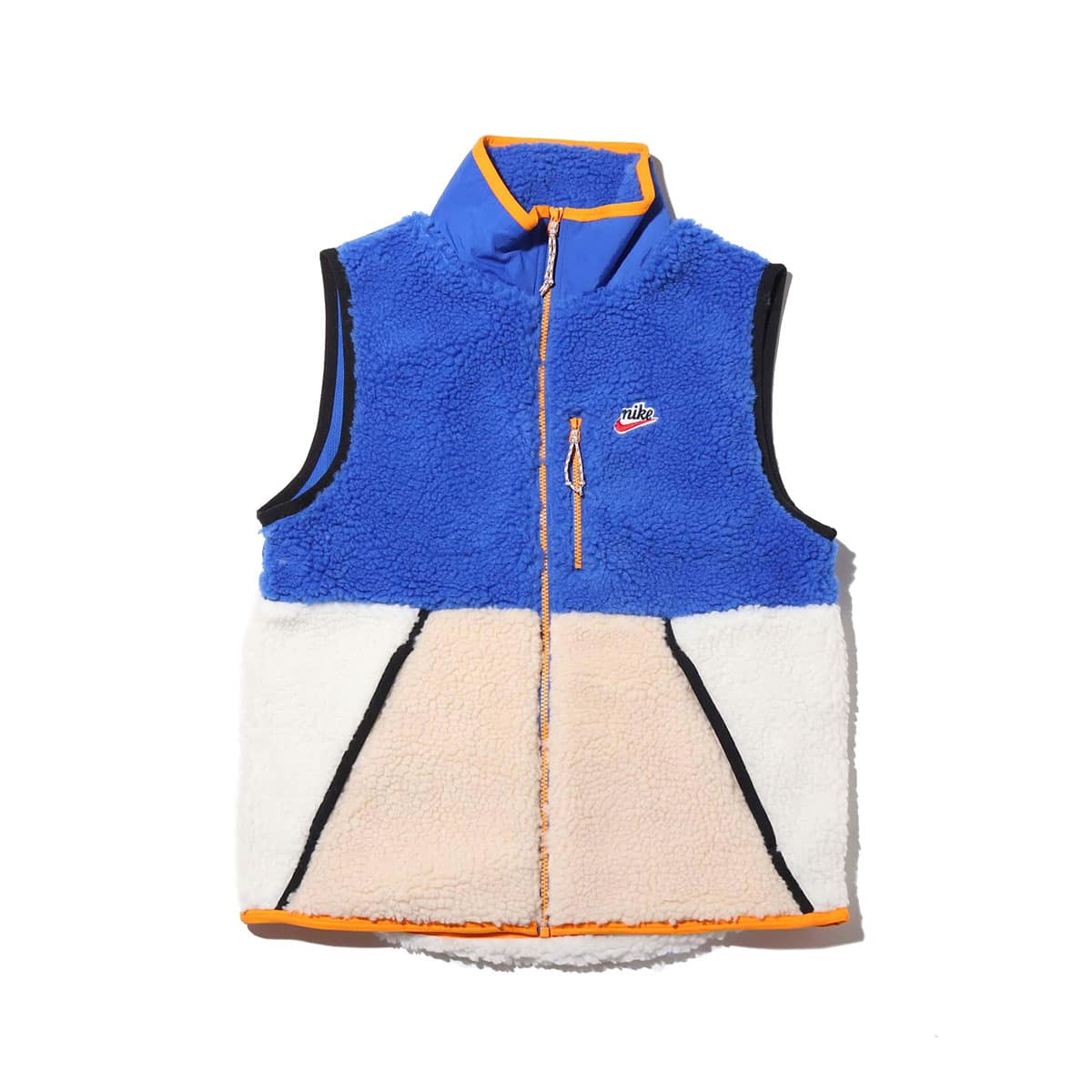 NIKE AS M NSW HE VEST WINTER GAME ROYAL/DESERT SAND/SAIL 19HO-S_photo_large