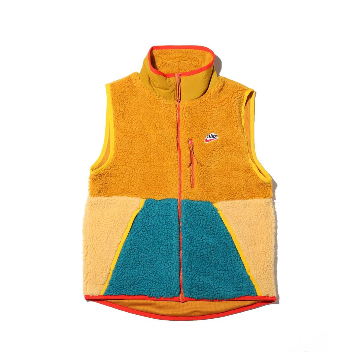 NIKE AS M NSW HE VEST WINTER GOLD SUEDE/CLUB GOLD/GEODE TEAL 19HO-S_photo_large