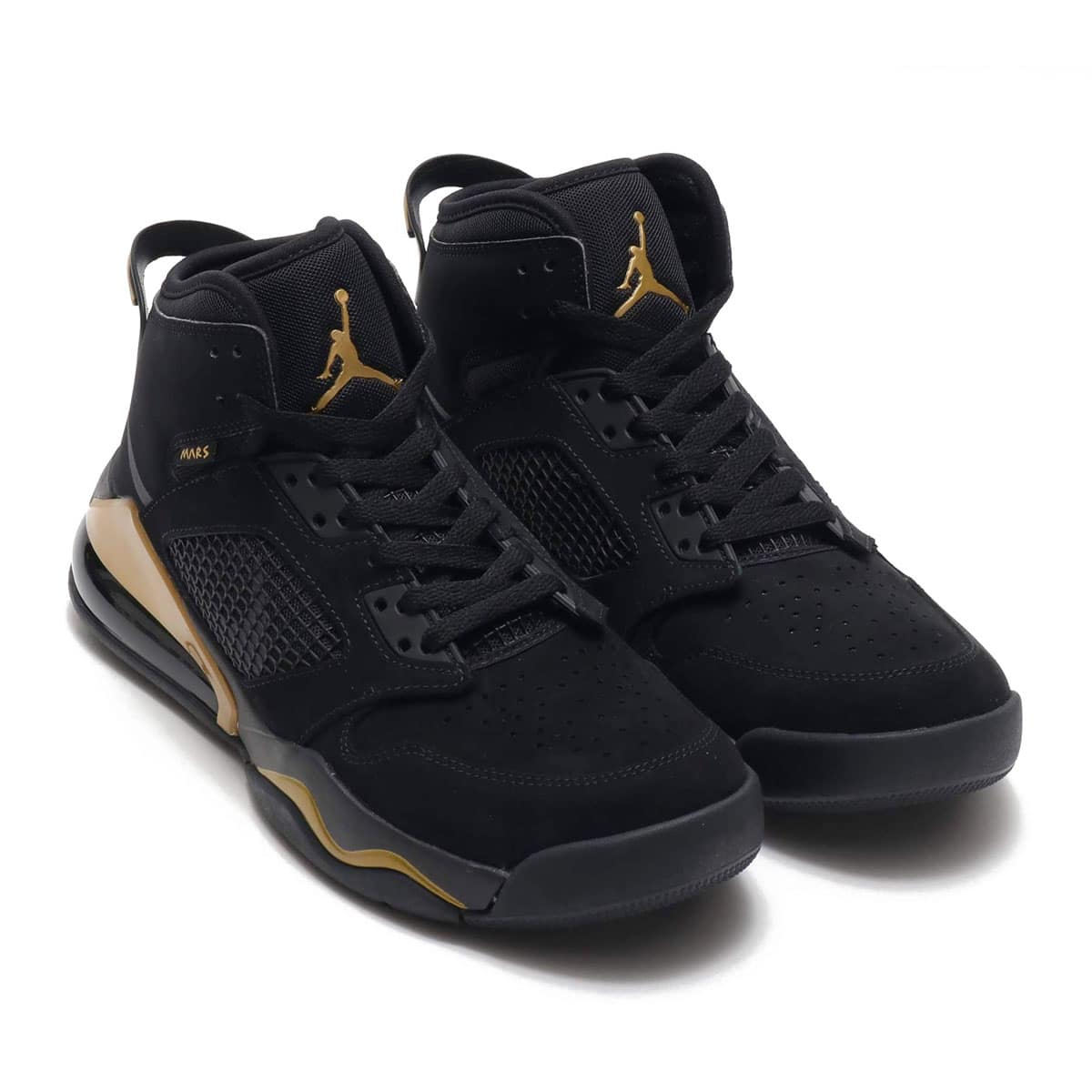 NIKE JORDAN MARS 270 BLACK/ANTHRACITE-METALLIC GOLD-BLACK 19HO-I_photo_large