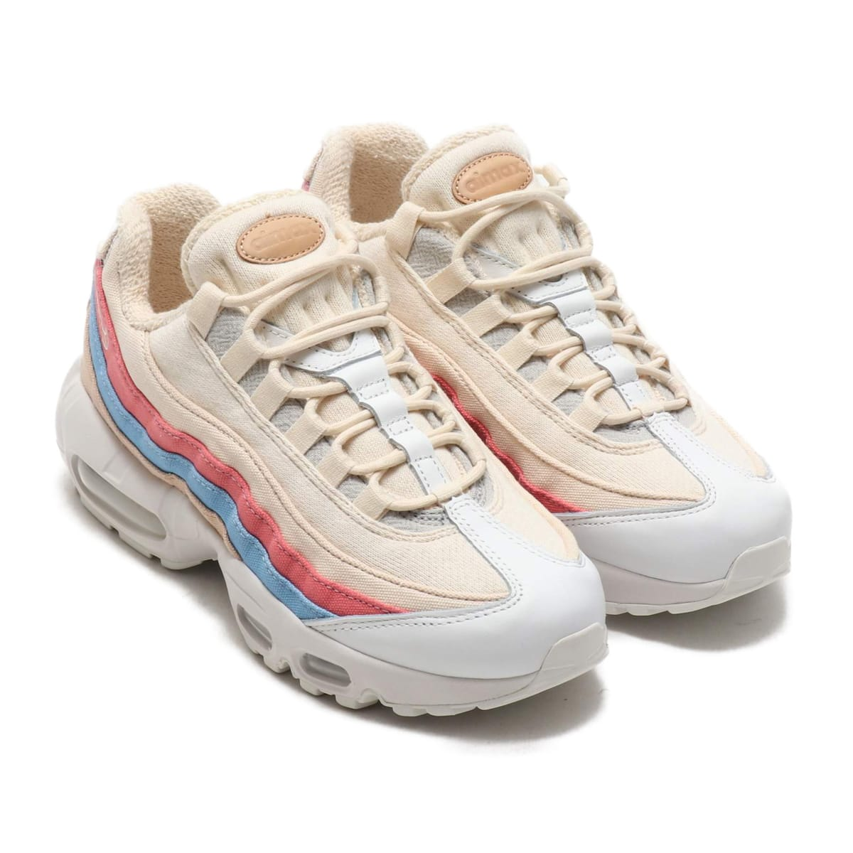 NIKE WMNS AIR MAX 95 QS CRIMSON TINT/CORAL STARDUST-HALF BLUE 19SU-S_photo_large
