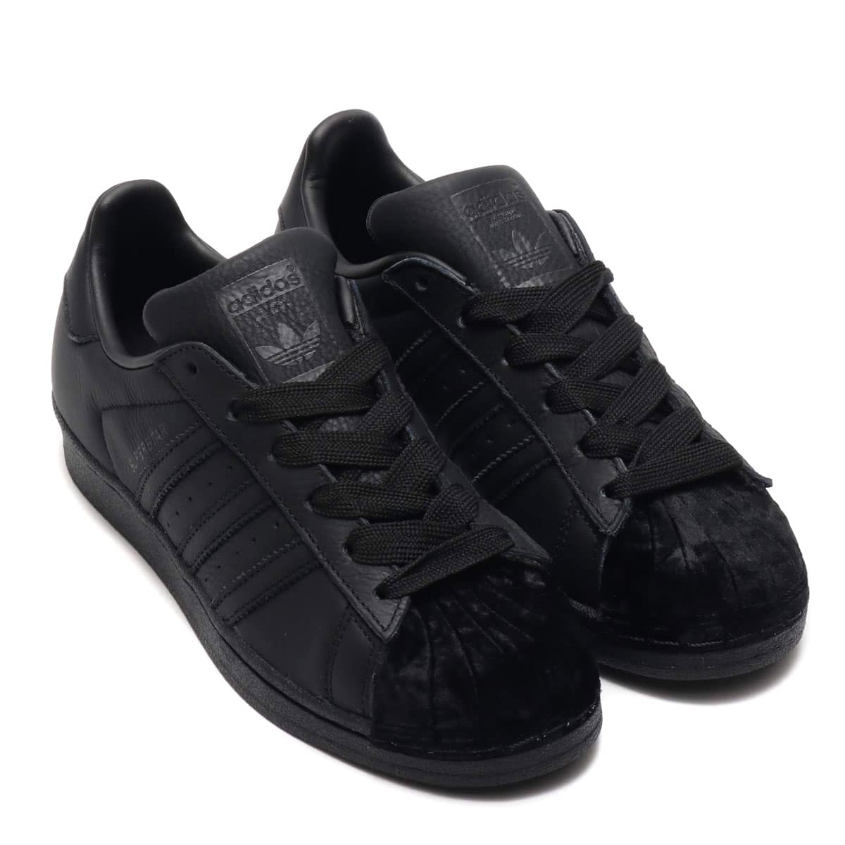 adidas Originals SUPERSTAR W CORE BLACK/CORE BLACK/CORE BLACK 19SS-I_photo_large