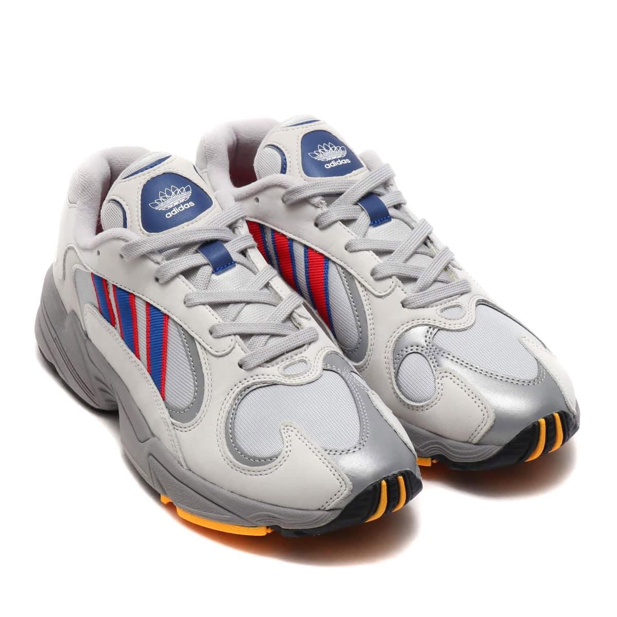adidas Originals YUNG-1 GREY TWO/COLLEGE ROYAL/SCARLET 19SS-I_photo_large
