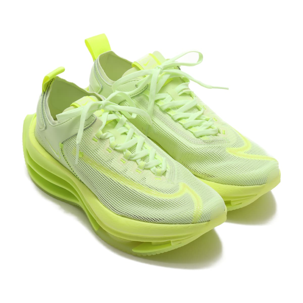 NIKE W ZOOM DOUBLE STACKED VOLT/VOLT-BARELY VOLT 20FA-I_photo_large