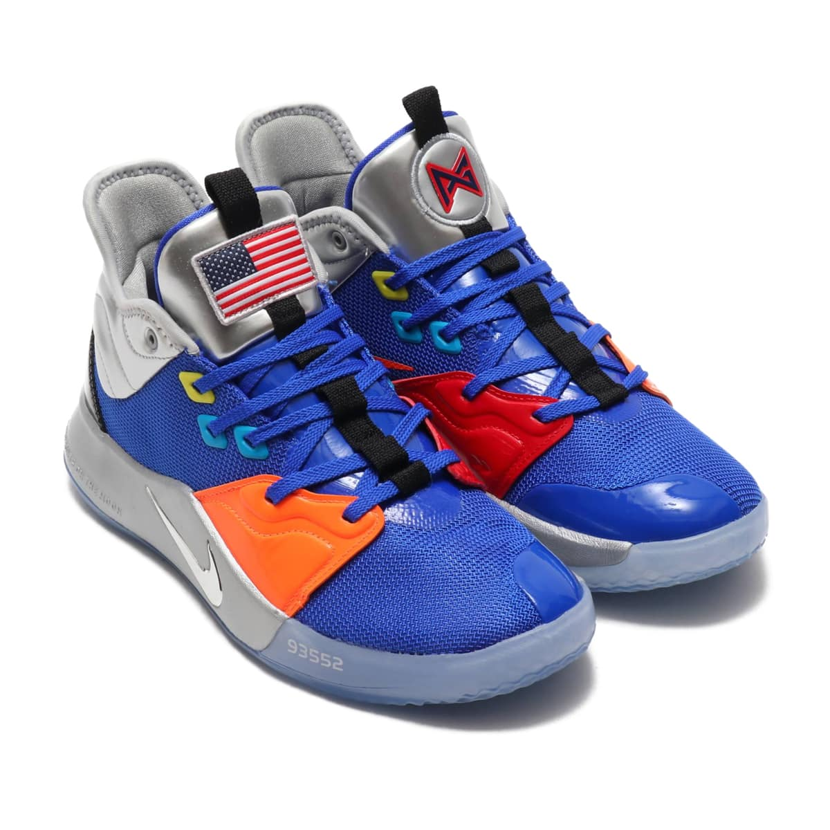 NIKE PG 3 NASA EP RACER BLUE/METALLIC SILVER 19HO-S_photo_large