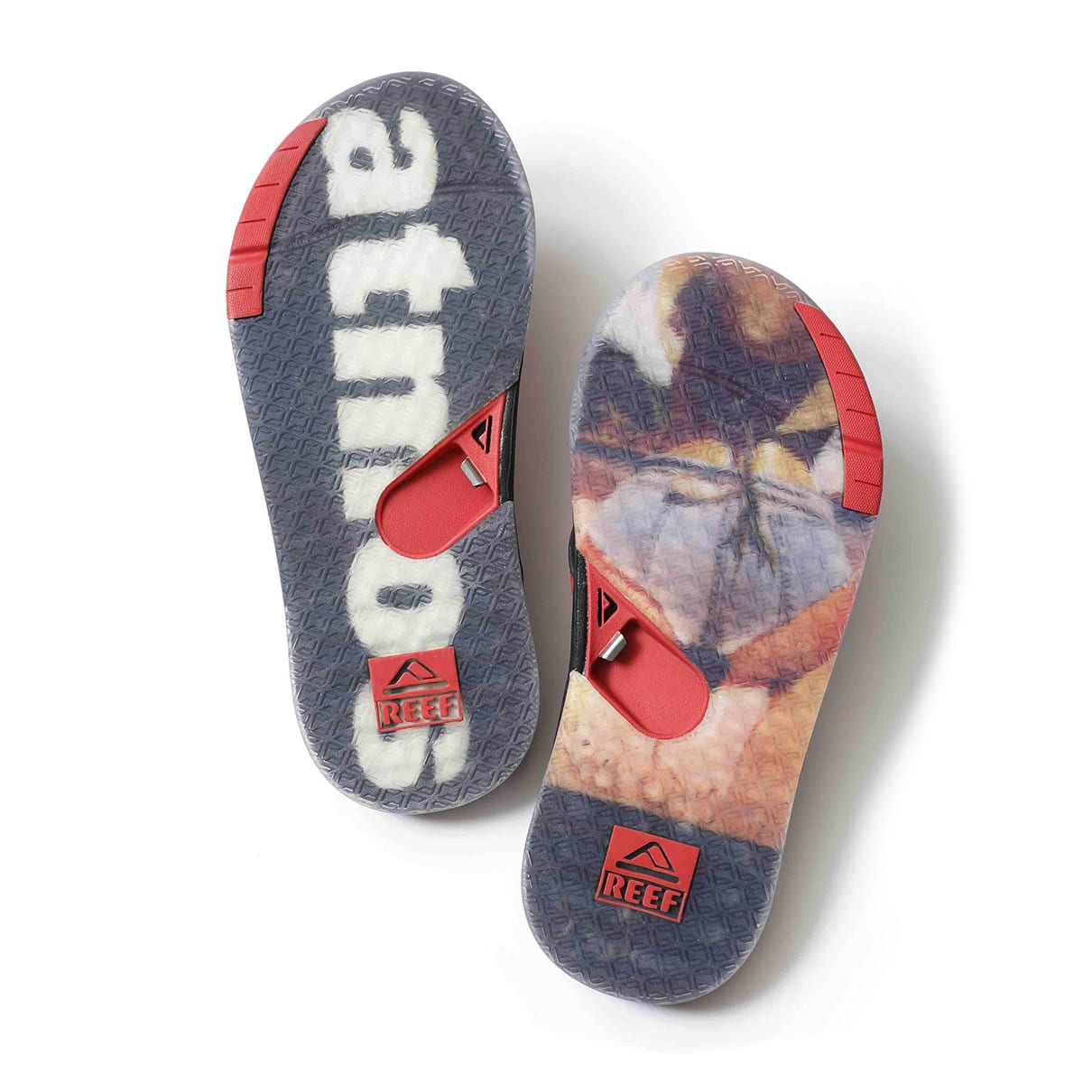 atmos × REEF FANNING LOW RED/BLACK 21SU-S_photo_large