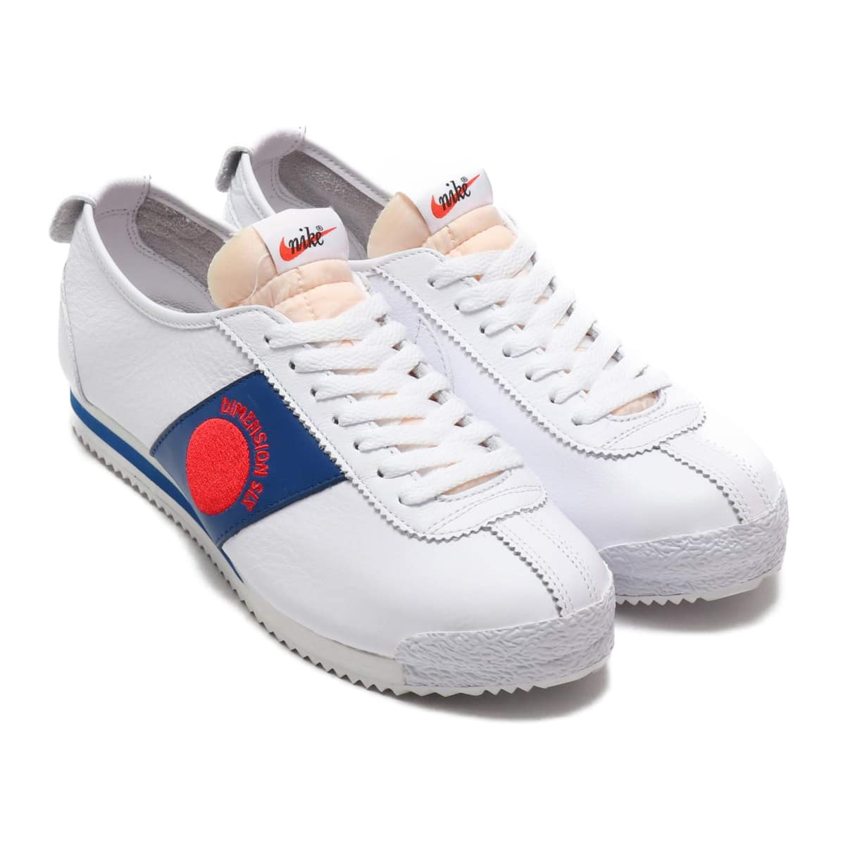 NIKE CORTEZ 72 S.D. WHITE/VARSITY RED-GAME ROYAL 19FA-S_photo_large