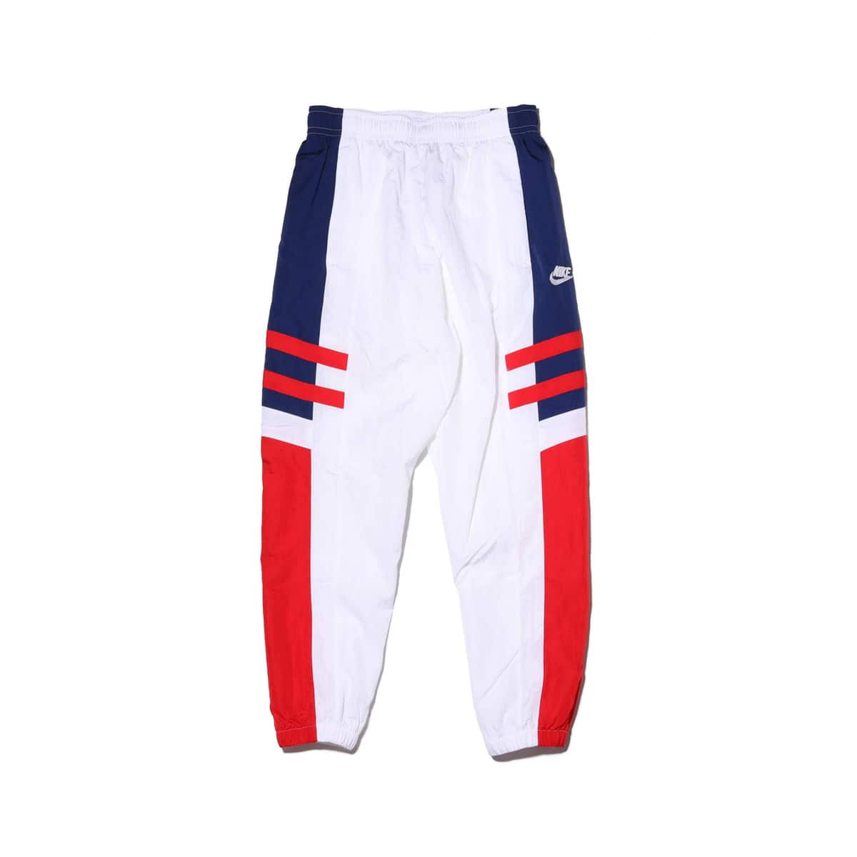 NIKE AS M NSW RE-ISSUE PANT WVN WHITE/BLUE VOID/UNIVERSITY RED/WHITE 20SP-S_photo_large