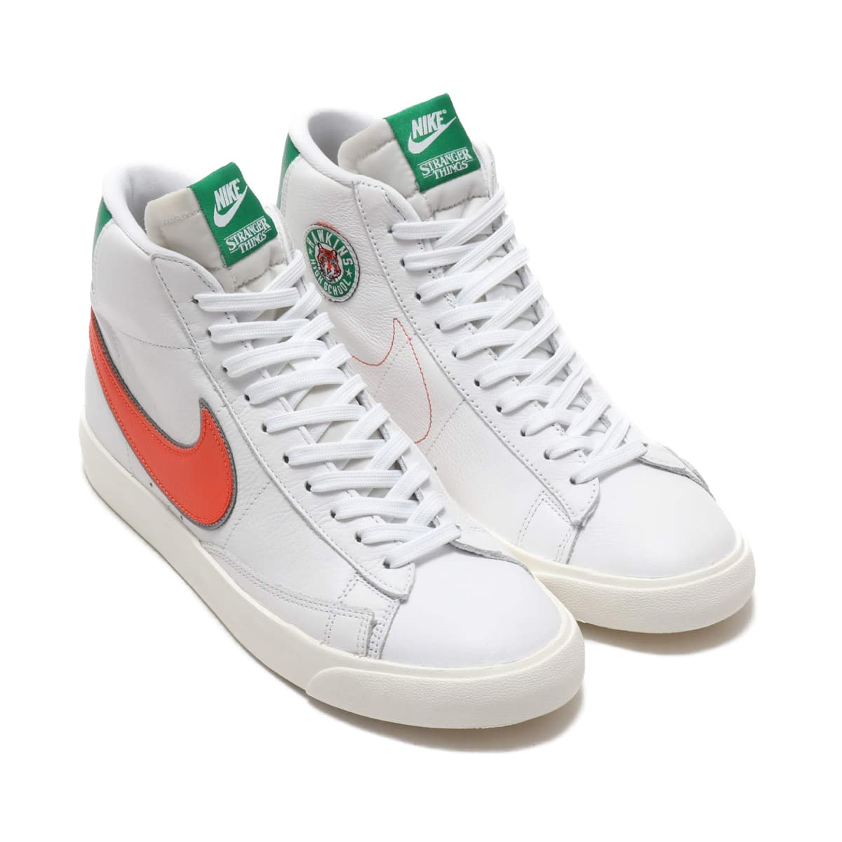 NIKE BLAZER MID QS HH WHITE/COSMIC CLAY-PINE GREEN-SAIL 19FA-S_photo_large