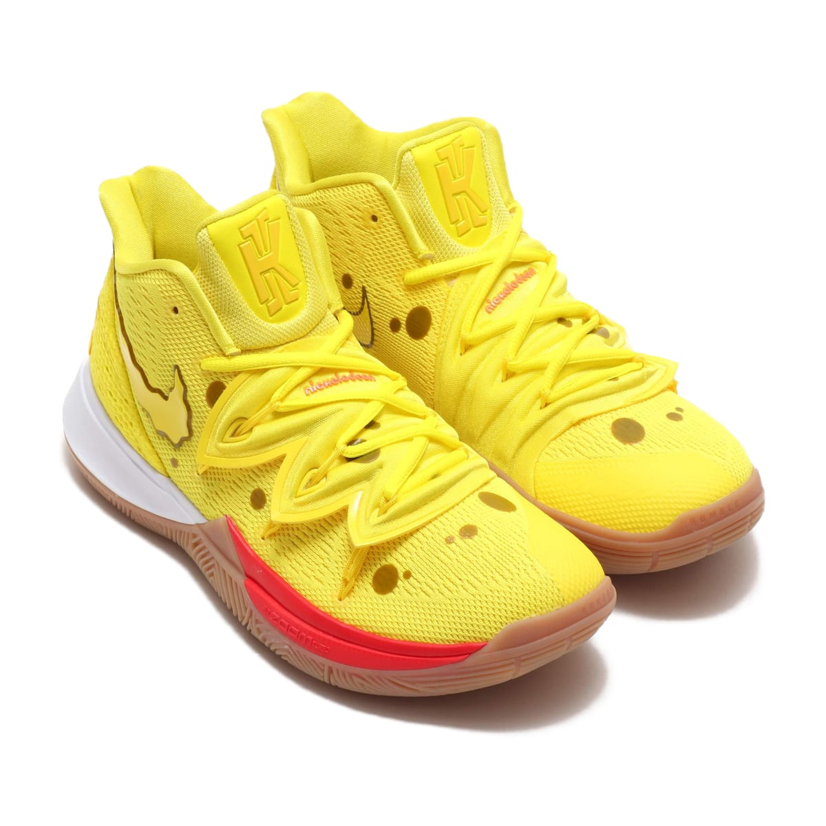 NIKE KYRIE 5 SBSP EP OPTI YELLOW/OPTI YELLOW 19FA-S_photo_large