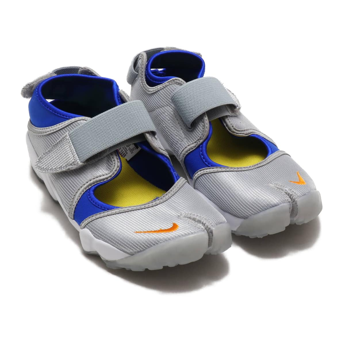 NIKE WMNS AIR RIFT MTLLC SLVR/ORNG PL-RCR BL-MLT 19SU-S_photo_large