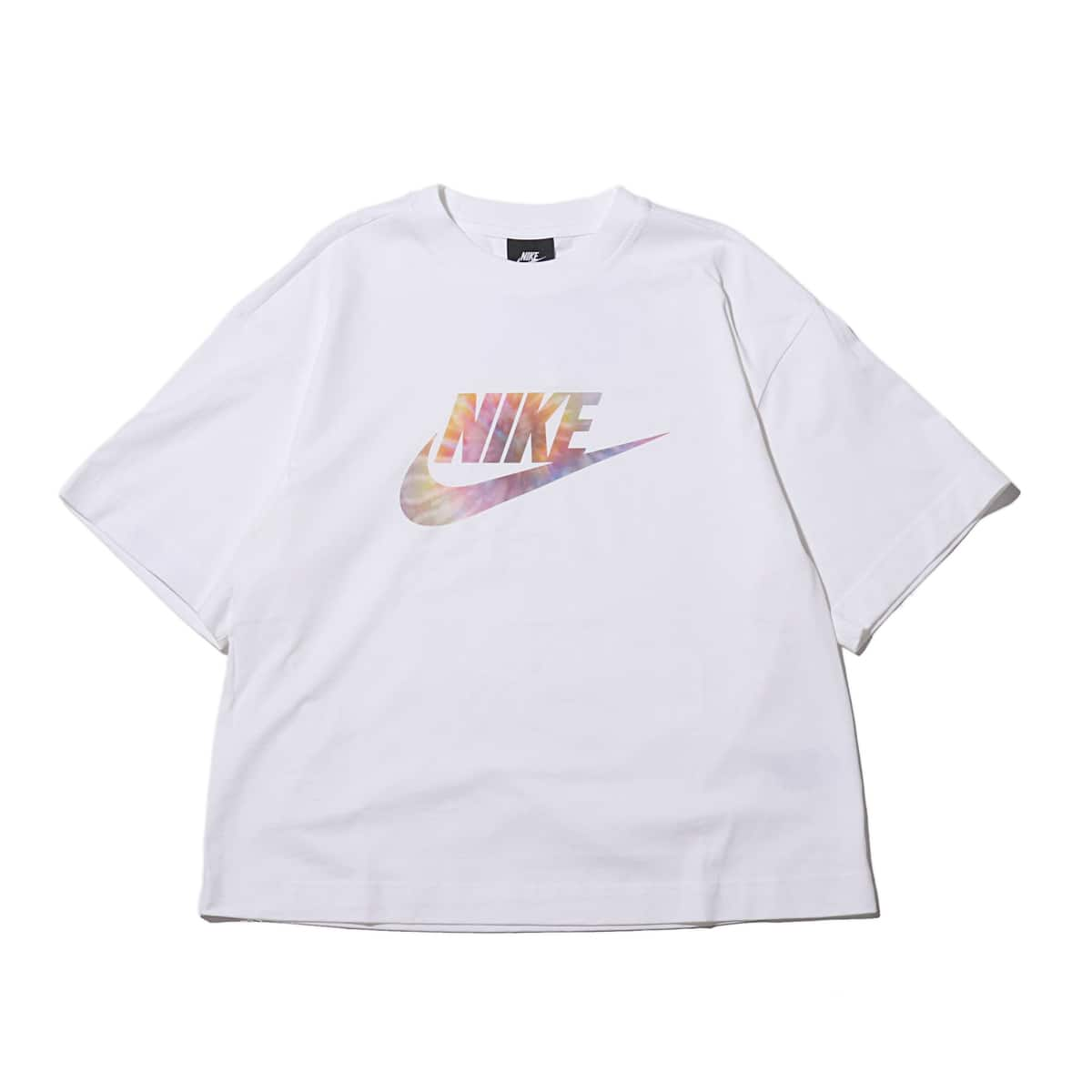 NIKE AS W REACT ELEMENT 55 HOOK TEE WHITE 19SU-S_photo_large
