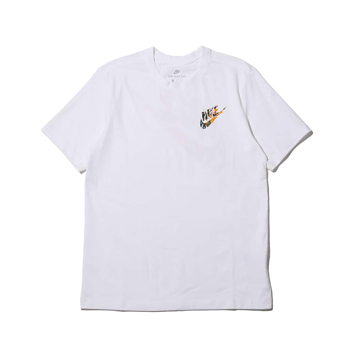 NIKE AS M REACT ELEMENT 87 HOOK TEE WHITE 19SU-S_photo_large