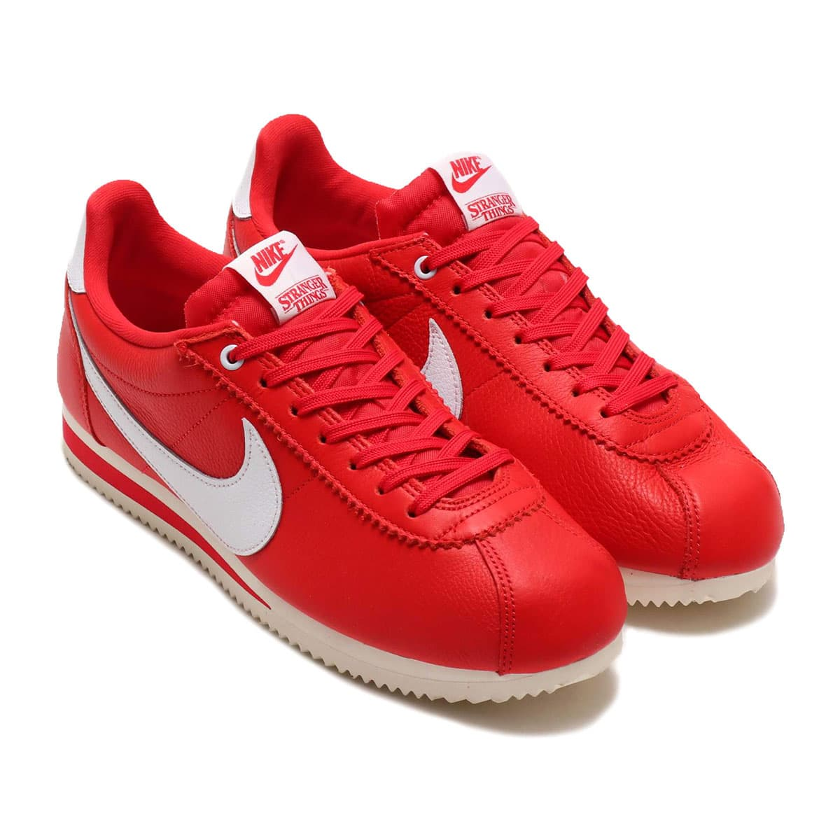 NIKE CLASSIC CORTEZ QS ST UNIVERSITY RED/WHITE 19FA-S_photo_large