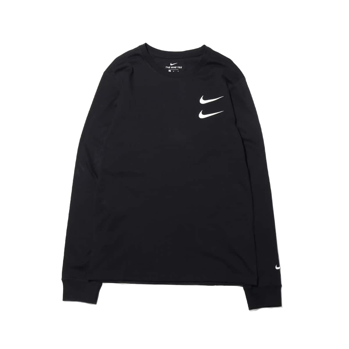 NIKE AS M NSW SWSH LS TEE BLACK 20SP-S_photo_large