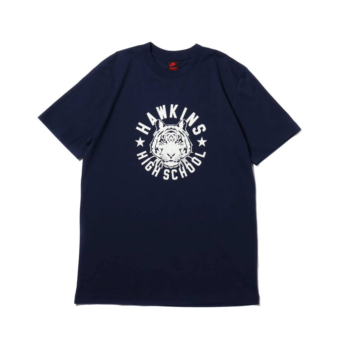 NIKE M NRG STRANGER THINGS SS TEE COLLEGE NAVY/SAIL 19SU-S_photo_large