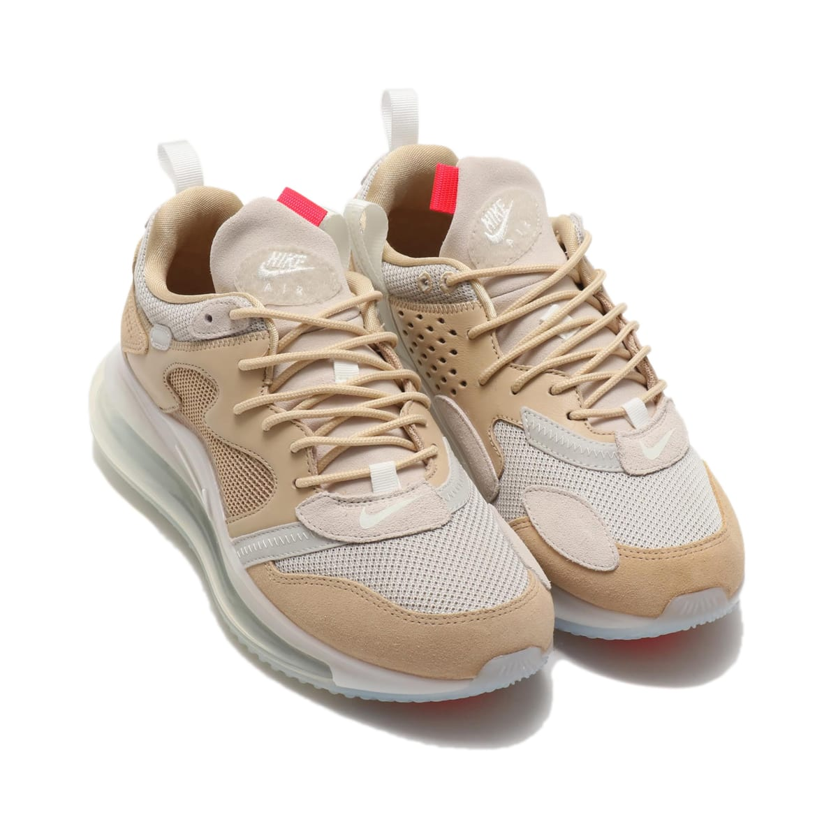 NIKE AIR MAX 720 / OBJ DESERT ORE/LIGHT BONE-SUMMIT WHITE 19SU-S_photo_large
