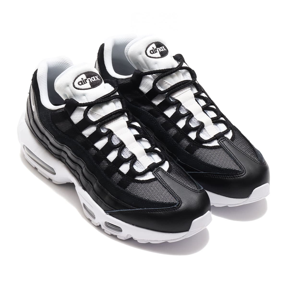NIKE AIR MAX 95 BLACK/WHITE 20FA-I_photo_large