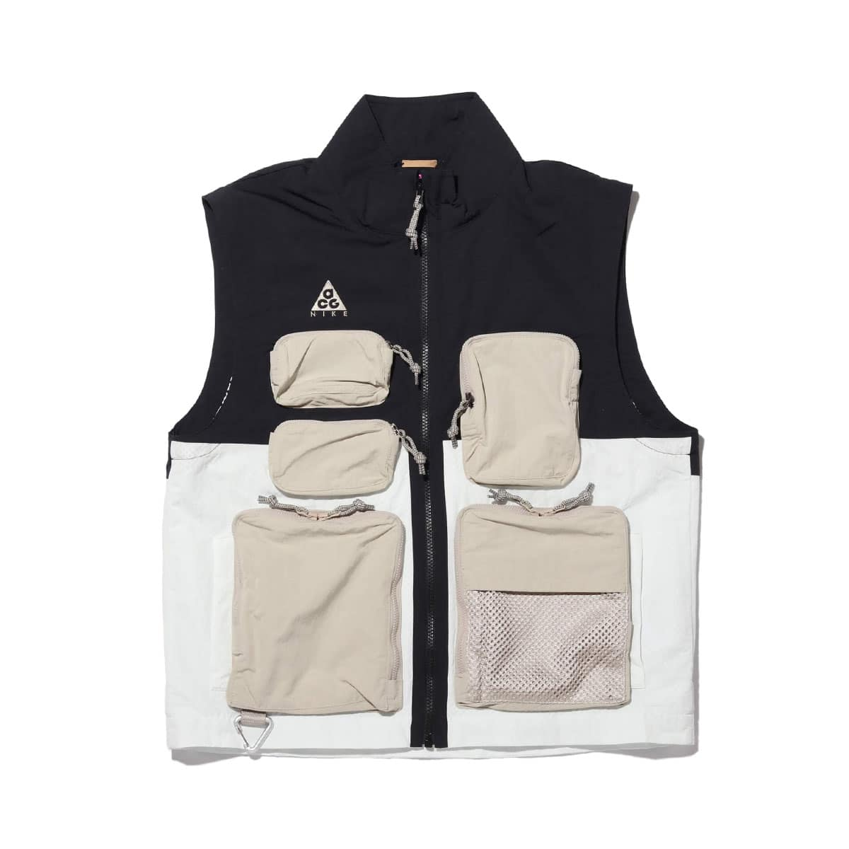 NIKE AS M NRG ACG VEST BLACK/SUMMIT WHITE/STRING/ANTIQUE SILVER 20SU-S_photo_large