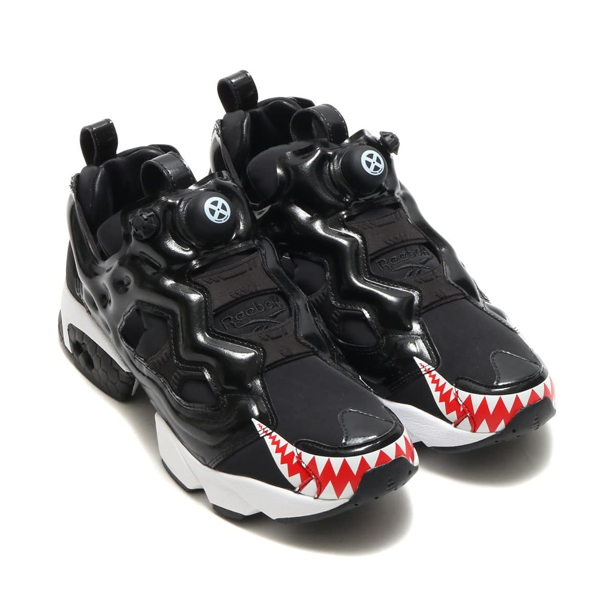 Reebok INSTAPUMP FURY OG BH  BLACK/WHITE/RED_photo_large