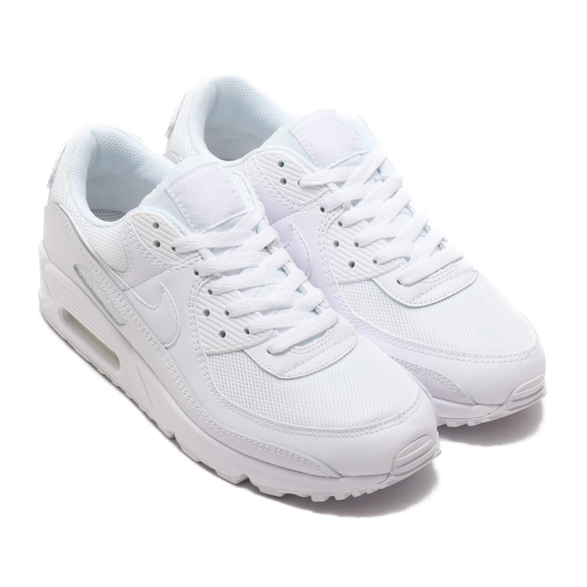 NIKE AIR MAX 90 WHITE/WHITE-WHITE-WOLF GREY 20SP-S_photo_large