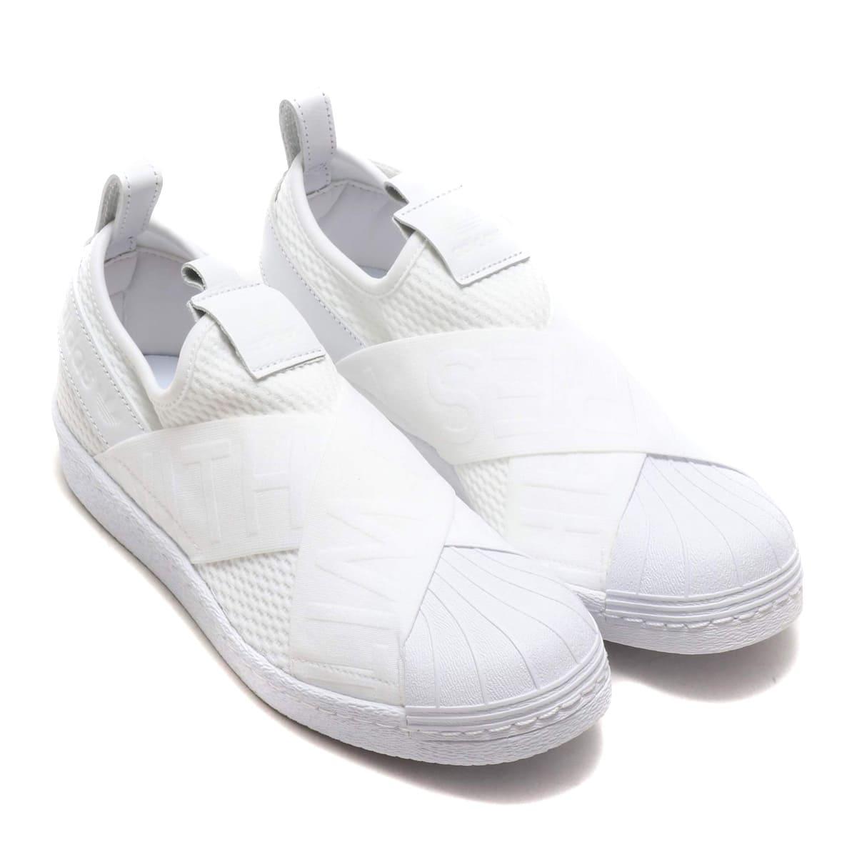 adidas Originals SUPERSTAR SLIPON W  Running White/Running White/Core Black_photo_large